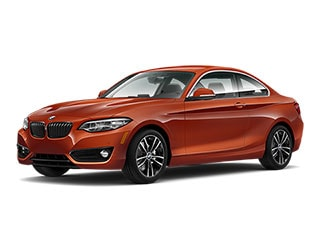2021 BMW 230i Coupe Sunset Orange Metallic