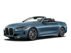 2021 BMW 4 Series 430i Convertible