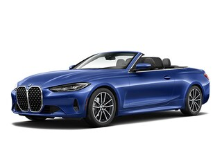 New 2021 BMW 430i Convertible in Erie, PA