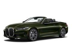New 2021 BMW 430i Convertible in Atlanta