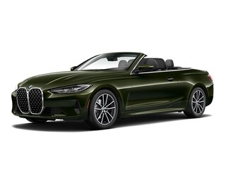 New 2021 BMW 430i Convertible in Houston