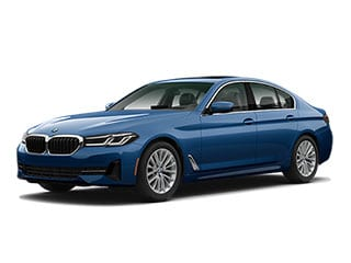 2021 BMW 540i Sedan Phytonic Blue Metallic