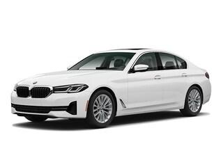 2021 BMW 5 Series 540i Sedan