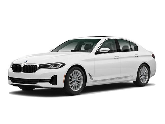 Used 2021 BMW 540i Sedan near Los Angeles, CA