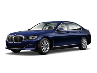 2021 BMW 740i Sedan Tanzanite Blue II Metallic