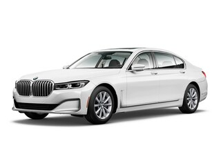 Used 2021 BMW 740i for sale in Long Beach