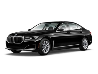 New 2021 BMW 740i Sedan in Houston