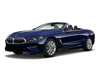 New 2021 BMW 840i xDrive Convertible