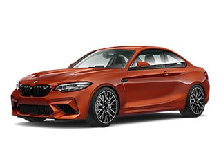 2021 BMW M2 Coupe Sunset Orange Metallic