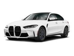 2021 BMW M3 Sedan