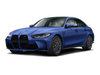 New 2021 BMW M3 Base Sedan in Boston, MA