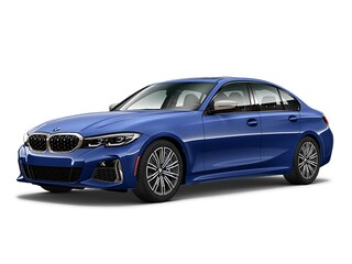 New 2021 BMW M340i xDrive Sedan for sale in Torrance, CA at South Bay BMW