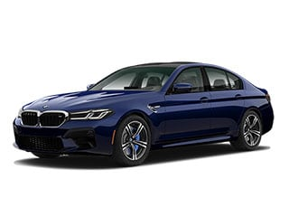2021 BMW M5 Sedan Tanzanite Blue II Metallic