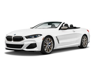 New 2021 BMW M850i xDrive Convertible for sale in Torrance, CA at South Bay BMW