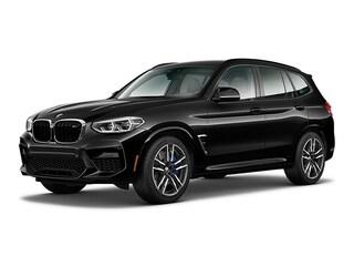 New 2021 BMW X3 M SAV Sudbury, MA