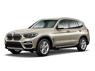 2021 BMW X3 SAV Sunstone Metallic