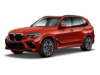 2021 BMW X5 M SAV Toronto Red Metallic