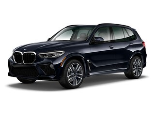 New 2021 BMW X5 M SAV For Sale in Bloomfield, NJ