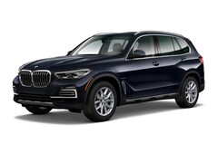 New 2021 BMW X5 PHEV xDrive45e SAV for Sale in Schaumburg, IL at Patrick BMW