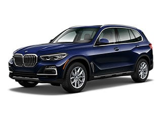2021 BMW X5 SAV Tanzanite Blue II Metallic