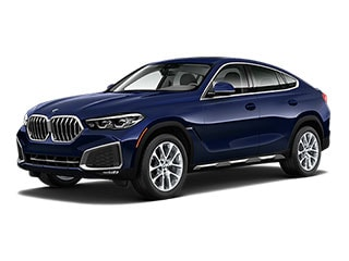 2021 BMW X6 Sports Activity Coupe Tanzanite Blue II Metallic