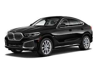 New 2021 BMW X6 sDrive40i Sports Activity Coupe in Houston