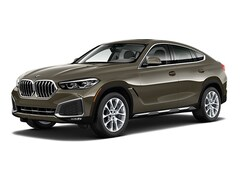 2021 BMW X6 Sdrive40i Sports Activity Coupe Sport Utility