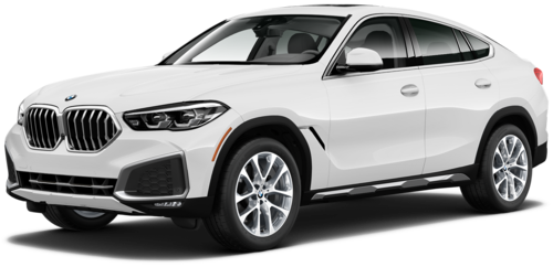 2021 BMW X6 Sports Activity Coupe