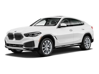 New 2021 BMW X6 xDrive40i Sports Activity Coupe Seaside, CA