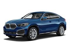New 2021 BMW X6 xDrive40i SUV in Doylestown, PA