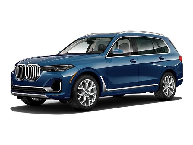 2021 BMW X7 SUV Digital Showroom | Yark Automotive Group