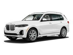 2021 BMW X7 xDrive40i Sports Activity Vehicle xDrive40i