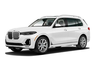 New 2021 BMW X7 xDrive40i SAV Anchorage, AK