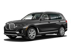 New 2021 BMW X7 xDrive40i SAV Burlington, Vermont
