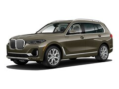 New 2021 BMW X7 xDrive40i SAV Utica NY
