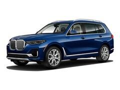 New 2021 BMW X7 xDrive40i SAV for sale in Houston