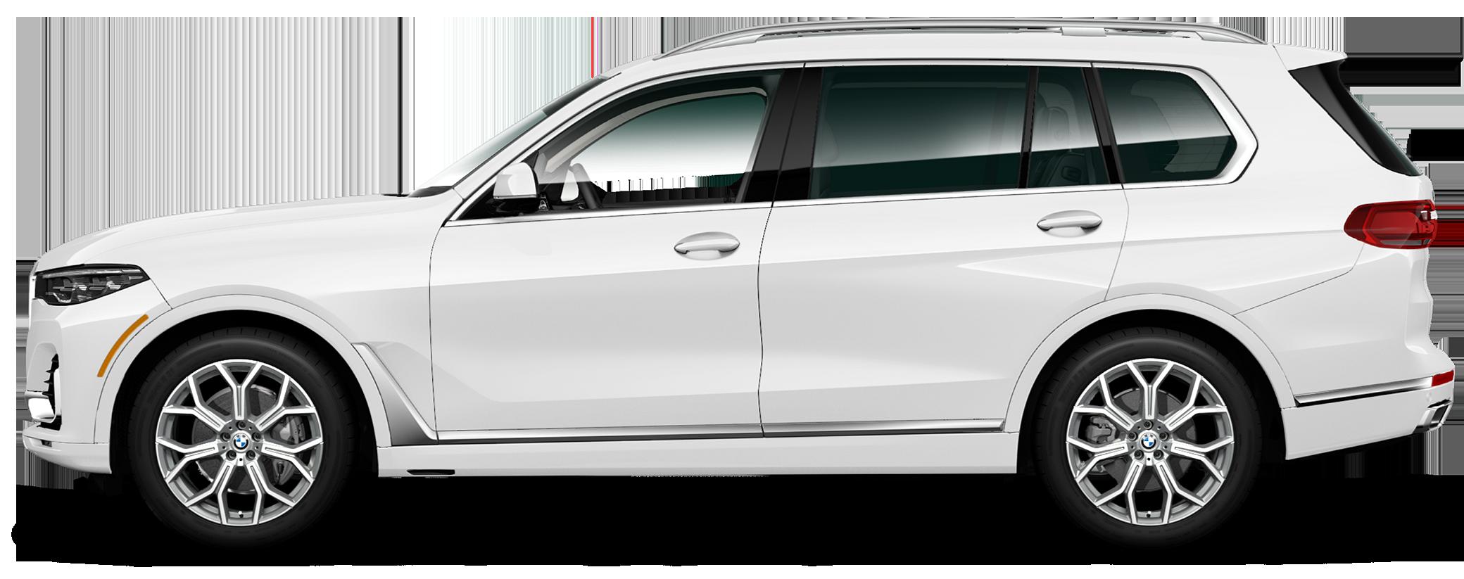 2021 BMW X7 SUV xDrive40i