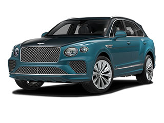 2021 Bentley Bentayga Hybrid SUV Windsor Blue over Light Windsor Blue