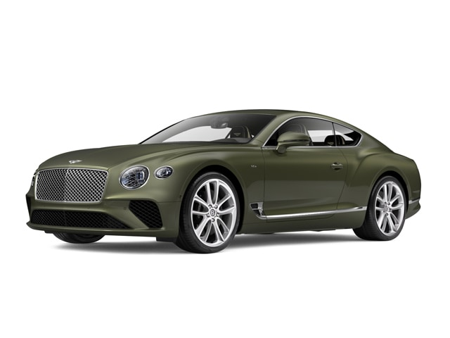 2021 Bentley Continental GT Coupe