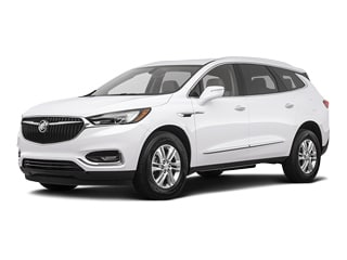 2021 Buick Enclave SUV White Frost Tricoat