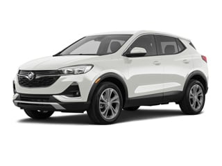 2021 Buick Encore GX SUV White Frost Tricoat