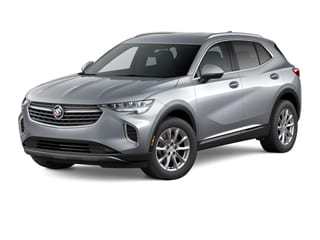 2021 Buick Envision SUV Satin Steel Metallic