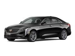 2021 CADILLAC CT4 Luxury Sedan Rear-wheel Drive