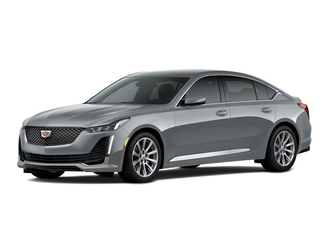 Used 2021 CADILLAC CT5 Luxury Sedan for sale in Houston