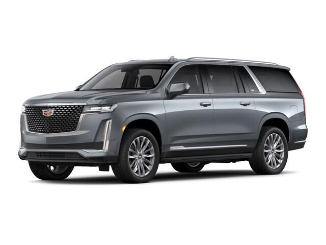 2021 CADILLAC Escalade ESV SUV Digital Showroom   DON ...