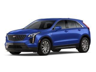 2021 CADILLAC XT4 SUV Wave Metallic