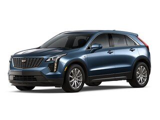 2021 CADILLAC XT4 Luxury Sport Utility