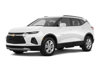 2021 Chevrolet Blazer SUV Summit White