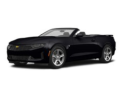 New 2021 Chevrolet Camaro 1LT Convertible Winston Salem, North Carolina