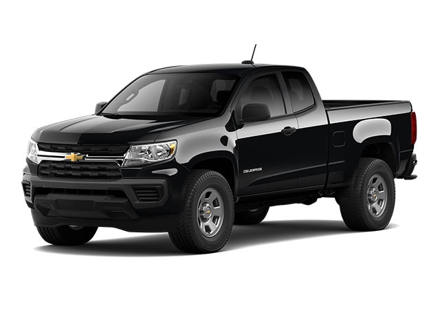 2021 Chevrolet Colorado Truck Extended Cab